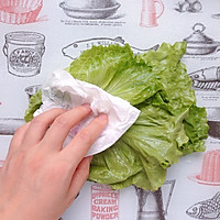 火腿芝士蛋三明治#百吉福食尚达人#的做法图解2