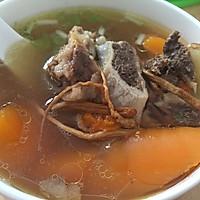 胡萝卜牛骨头汤