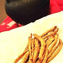 菌类的世界—椒盐茶树菇