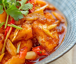 香茅豆腐|鲜美下饭的做法