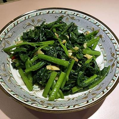 蒜香皇宮菜