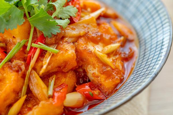 香茅豆腐 鲜美下饭的做法