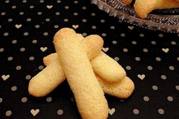 手指饼干的做法