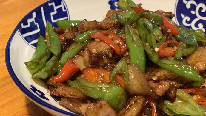 【新品】能下三碗饭的辣椒炒肉