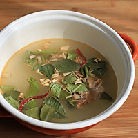 【冬阴功汤】——给传统家宴来点洋味的做法图解6
