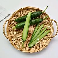 菠菜豌豆绿菠萝#百福吉食尚达人#的做法图解5
