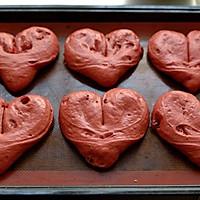 【番茄配方】蔓越莓心形蛋糕的做法图解11