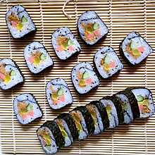 快手寿司卷