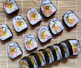 快手寿司卷的做法