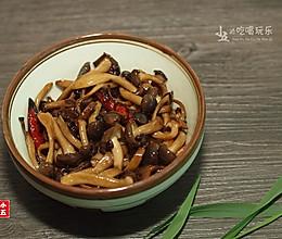 油浸蟹味菇:打开味觉的菌香的做法