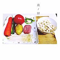 陕西烩麻食的做法图解1