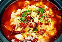 麻辣水煮鱼丨年年有鱼 红红火火过大年!【微体兔菜谱】的做法