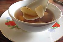 紫灵芝山药汤-灵芝治糖尿病的偏方的做法