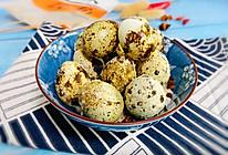 #一道菜表白豆果美食#盐焗鹌鹑蛋的做法