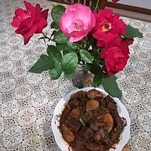 洋葱土豆炖牛肉