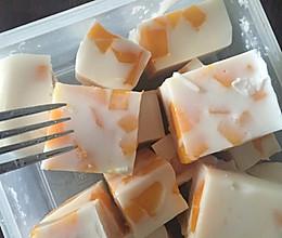 芒果椰奶冻的做法