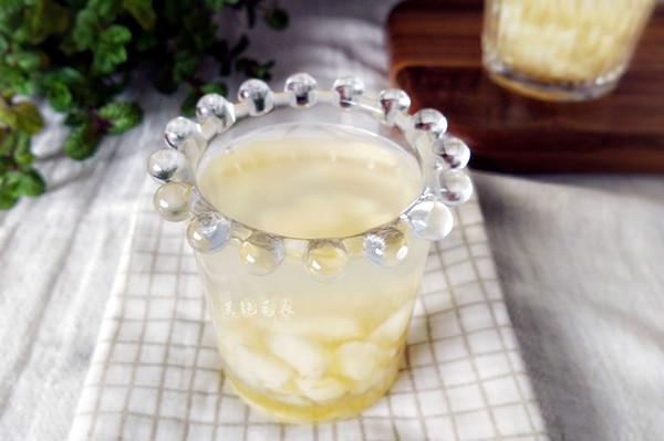 马蹄糖水的做法