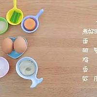 面条煎饼 宝宝辅食食谱的做法图解1