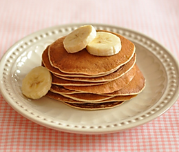 香蕉牛奶鸡蛋饼的做法