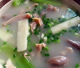 山药猪肚汤的做法
