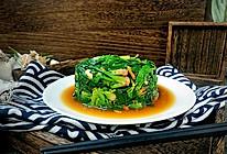 年味餐桌清新菜:酸爽蒜香菠菜~的做法