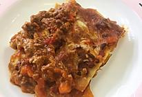 意大利肉酱千层面的做法