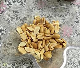 烤花生米的做法