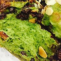 绿茶手撕面包的做法图解13