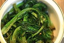 【新手尝试】蒜蓉油麦菜 只需简单五步!的做法
