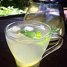 DIY柠檬水