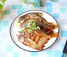红烧小鲳鱼的做法