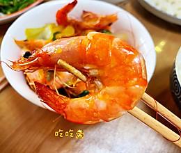 超级简单好做的广式盐焗虾的做法