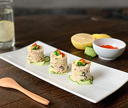 孩子们最爱的三文鱼烩饭的做法