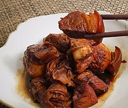小拉家私房红烧肉|酱汁拌饭两碗米饭下肚的做法