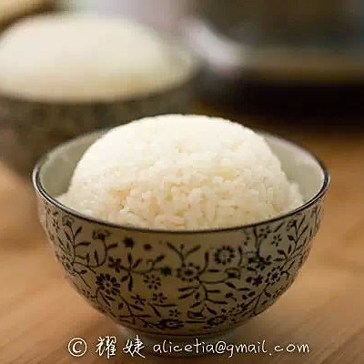 讲究一点—这样焖米饭更好吃