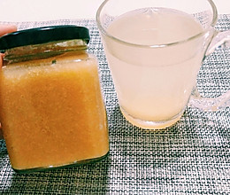 不加一滴水的蜂蜜柚子茶的做法