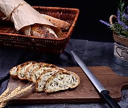 亚麻籽法棍#挚爱烘焙·你就是MOF#的做法