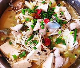 豆腐酸菜鱼的做法
