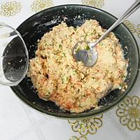 鲜虾豆腐丸子的做法图解6