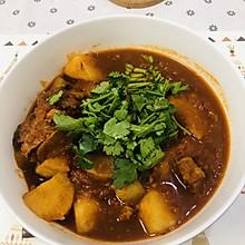 番茄土豆牛肉