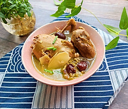 袪湿鸽子汤的做法