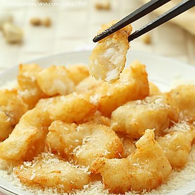 香酥鳕鱼块