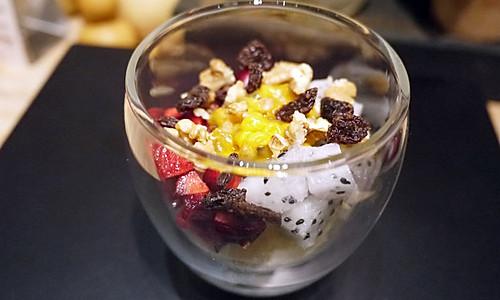 熱帶水果优格冰淇淋的做法