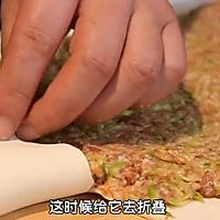 BTV《暖暖的味道》之大家都爱吃的西葫芦肉饼的做法图解12