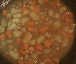 #做饭吧!亲爱的#咖喱鸡肉的做法