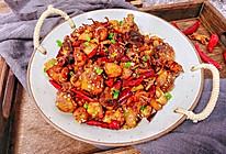 #以美食的名义说爱她#妈妈的专属重庆辣子鸡的做法