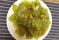 清炒莴苣的做法