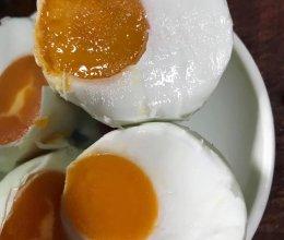 #我们约饭吧#腌制富到流油的咸鸭蛋的做法
