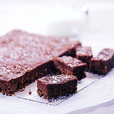 巧克力椰蓉块