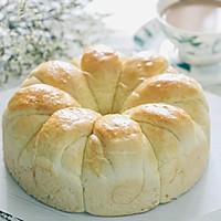 皇冠花朵面包的做法图解13